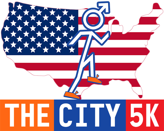 The City 5K Flag
